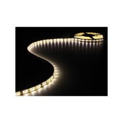 BANDE LED FLEXIBLE 3528 BLANC CHAUD 300 LEDS 5 METRES 12Vcc 15W 1.25A IP61