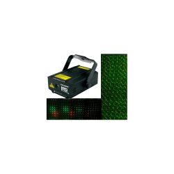 LASER MULTIPOINTS ROUGE 100MW + VERT 50MW + PIED GHOST