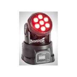 LYRE WASH DMX 7 LED RGBW 8W PARTY