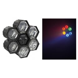 CHENILLARD MODULAIRE 6X47 LEDS HQ POWER