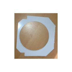 PORTE FILTRE BLANC 15,2 x 15,9 cm POUR PROJECTEUR PC500W