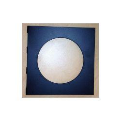 PORTE FILTRE NOIR POUR PAR46N (14,5 x 14,5 cm)