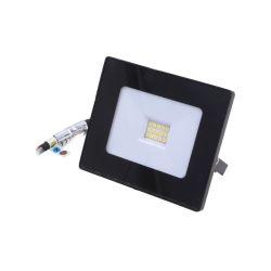 PROJECTEUR LED 230V 10W IP65 120° BLANC NEUTRE 4000°K 800 LUMENS