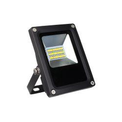 PROJECTEUR LED 230V 10W IP66 120° BLANC NEUTRE 4000°K-4500°K 1200 LUMENS