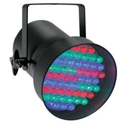 PROJECTEUR PAR 38 A LED RGB 10 mm NOIR CONTEST