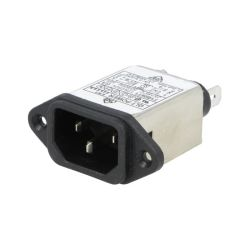 EMBASE FILTRE CEE22 250V 6A IEC60320 (80120)