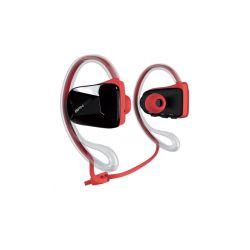 CASQUE BLUETOOTH 4.0 AVEC MICRO NFC ROUGE PLAY2RUN