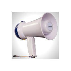 MEGAPHONE COMPACT AVEC MEMOIRE INTERNE 10W PARTY