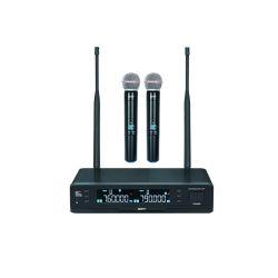 DOUBLE MICRO MAIN UHF POWER ACOUSTICS