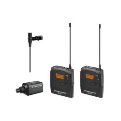 ENSEMBLE COMPLET HF PORTABLE CRAVATE + PLUG SENNHEISER