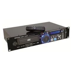 SIMPLE LECTEUR CD / MP3 / SD / USB OMNITRONIC