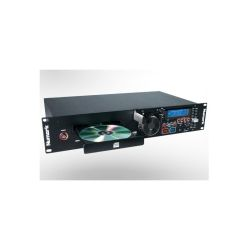 PLATINE SIMPLE CD MP3 / USB RACKABLE NUMARK