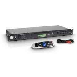 LECTEUR MULTIMEDIA RACKABLE CD/USB/MP3/SD AVEC TELECOMMANDE LD SYSTEMS