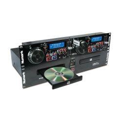DOUBLE LECTEUR CD MP3 / USB NUMARK