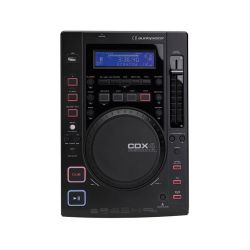 LECTEUR USB ET CD MP3 AVEC EFFETS ET SMART LOOP AUDIOPHONY