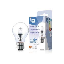 LAMPE HALOGENE GLS CLASSIQUE 230V 28W 370 LUMENS 2800°K B22