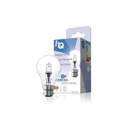 LAMPE HALOGENE GLS CLASSIQUE 230V 70W 1200 LUMENS 2800°K B22