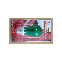 LAMPE 230V 15W FLUO E27 VERTE