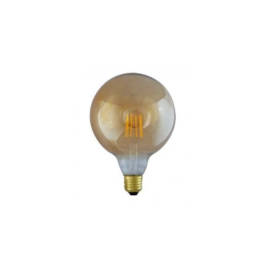 Vintage 2700°k G125 Filament 8w Effet Lampe E27 Dimmable Led 80wPnkO
