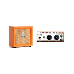 AMPLI COMBO GUITARE MICRO CRUSH 1W ORANGE