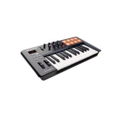 CLAVIER MIDI 25 NOTES 8 PADS USB M AUDIO