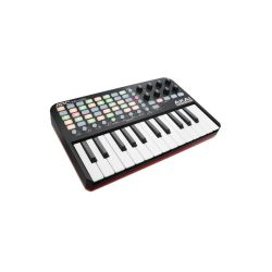 CLAVIER USB 25 NOTES + PADS POUR ABLETON LIVE AKAI