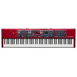 CLAVIER 88 NOTES TOUCHER LOURD NORD STAGE 3