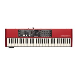 CLAVIER 73 NOTES WATERFALL SEMI-LESTEES NORD ELECTRO5 ROUGE