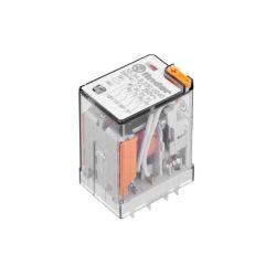 RELAIS BOBINE 230VCA - 4RT 250VCA 7A (70100)