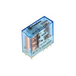 RELAIS ELECTROMAGNETIQUE SPDT 1RT BOBINE 24Vcc CONTACT 250Vca 16A (6080)