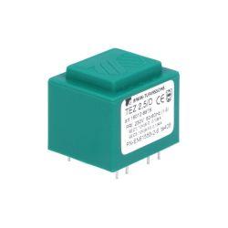 TRANSFORMATEUR MOULE 2X12Vca 2X0.104A 2.5VA 33X28X27mm (80120)