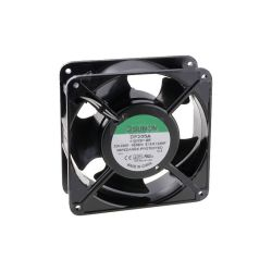 VENTILATEUR 230Vca 0.14A 22W 120X120X38mm 165m3/h 45dB 2850RPM (160220)