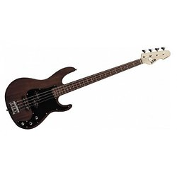 GUITARE BASSE 4 CORDES NATUREL SATINE AP204-NS LTD