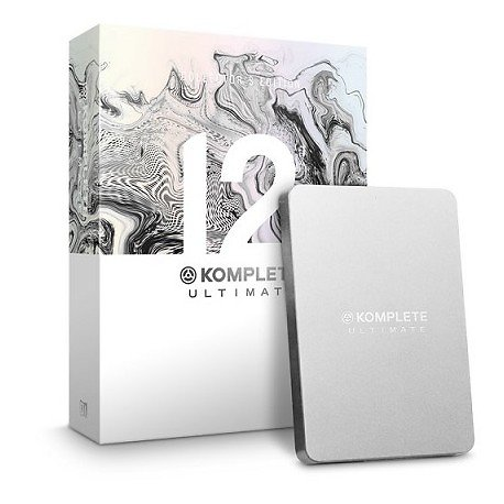 KOMPLETE 12 ULTIMATE Collectors Edition NATIVE INSTRUMENTS