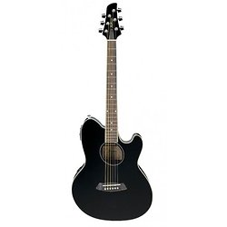IBANEZ TALMAN TCY10E-BK BLACK HIGH GLOSS