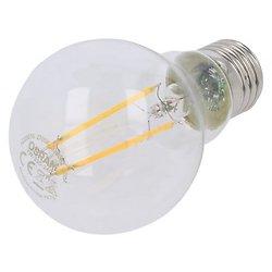 LAMPE LED 230V 7W E27 EFFET VINTAGE 2700°K OSRAM