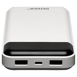 BATTERIE PORTABLE POWERBANK 12000mAH USB DENVER