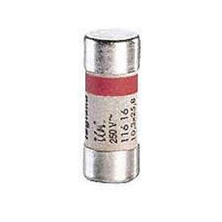 FUSIBLE CARTOUCHE 10.3x25.8mm 16A AVEC VOYANT LEGRAND