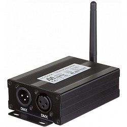 EMETTEUR OU RECEPTEUR DMX SANS FIL 2,4 GHz JB SYSTEMS