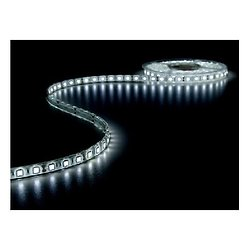 FLEXIBLE A LED BLANC FROID 6500K 5 M 12V 300 LEDS IP68