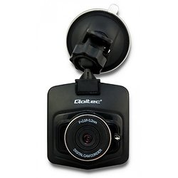 "CAMERA VOITURE HD 2.4"""" MICRO SD QOLTEC"