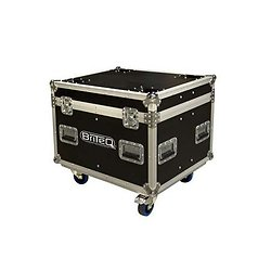 FLIGHT CASE POUR 4 x LYRES BT-ORBIT BRITEQ