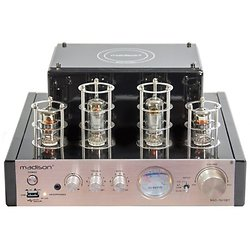 AMPLIFICATEUR STEREO A TUBES 2 X 25W RMS MAD TA10BT