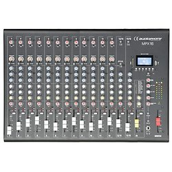 MIXER 16 CANAUX USB/SD/BT MPX 16