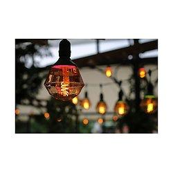 LAMPE RVB E27 PEARL SHAPE