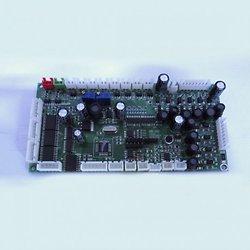 MAIN PCB BOOM BOX FX1+2