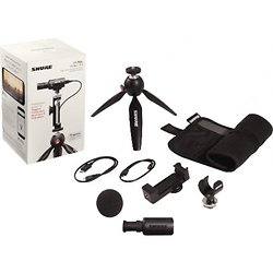 KIT VIDEO MV88 AVEC TREPIED SHURE