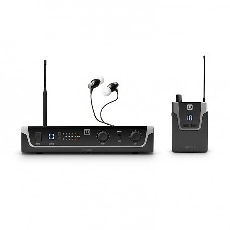 SYSTEME D IN EAR MONITORING AVEC ECOUTEURS