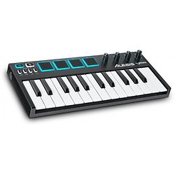 CLAVIER USB 25 NOTES + 8 PADS