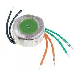 Transformateur: toroïdal 200VA 230VAC 12V 12V 8,33A 8,33A